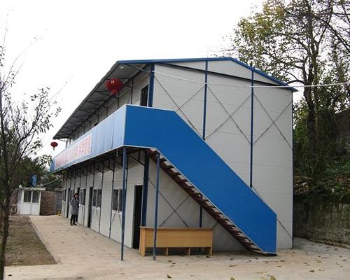 K式双坡活动房